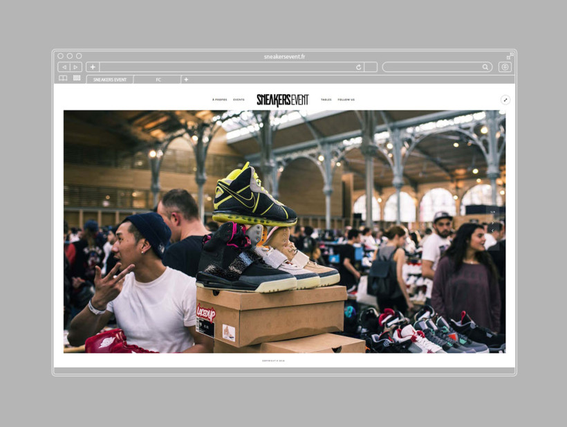 Sneakers Event
